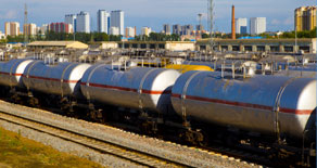 Oil and Gas Transportation Train